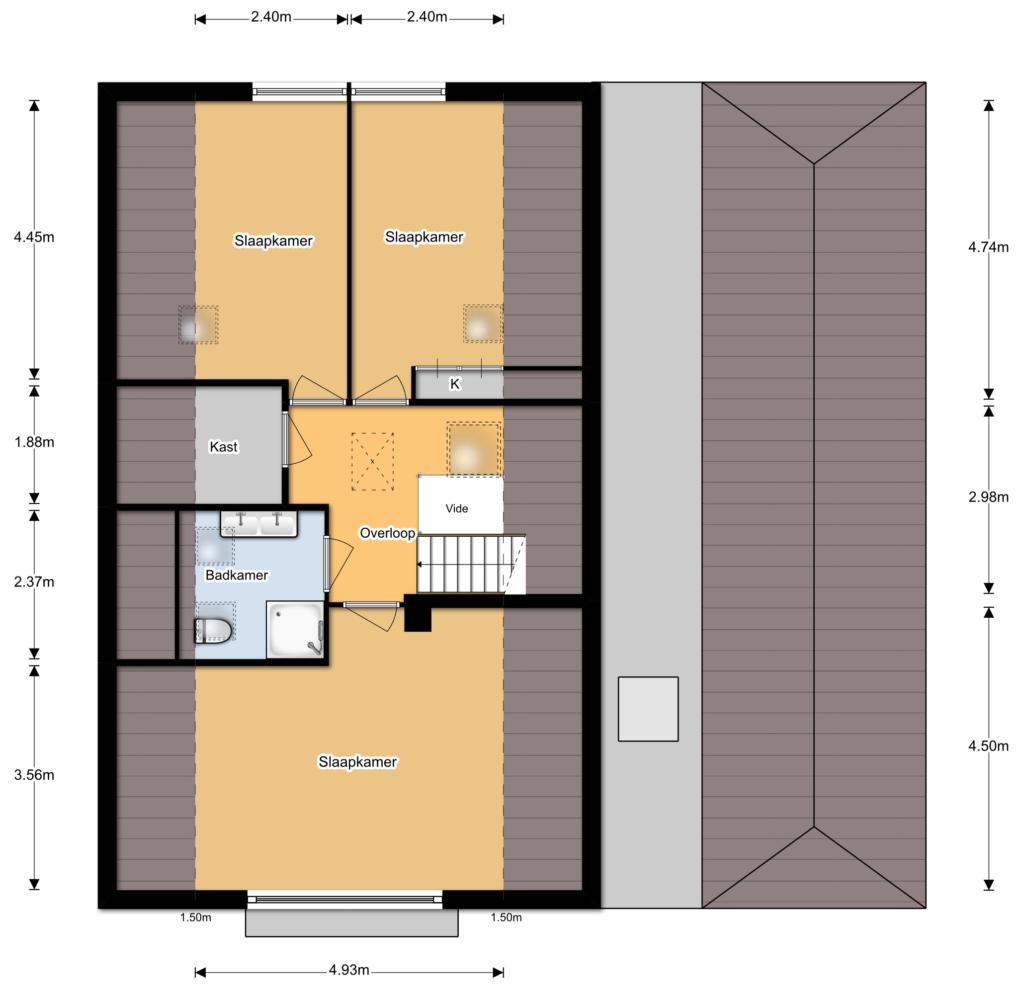 Interactieve plattegrond (2D/ 3D)